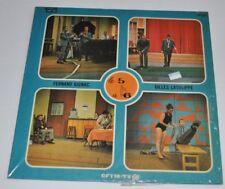 GILLES LATULIPPE, Fernand Gignac LP Record Comedy Quebec
