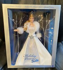 2003 BARBIE HOLIDAY VISIONS WINTER FANTASY Doll #2519 - New In Box