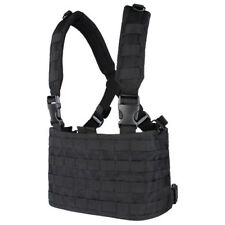 Condor Outdoor Ops Chest Rig Mens Vest - Black One Size