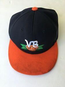 Richardson Vero Beach Dodgers grapefruit league used baseball hat cap XL As Is