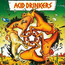 CD ACID DRINKERS Vile Vicious Vision / remastered