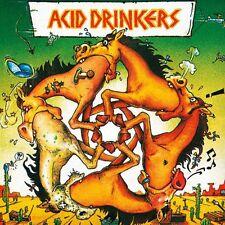CD ACID DRINKERS Vile Vicious Vision / remastered