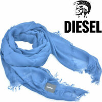 DIESEL SCIANGIANT SCIARPA 00S902 Mens Scarf Unisex Summer Shawl Wrap