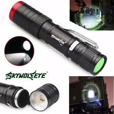 3500LM 3 Modes CREE XML XPE LED Flashlight Torch Lamp Light Outdoor Zoomble OT