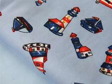 Crafts Fat Quarter Unbranded Beach & Nautical Fabric