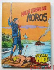 MISTER NO N 43 NELLA TERRA DEI MOROS Cepim Bonelli 1978