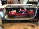 FREE SHIP Radio Remote Control 1/14 Ford Mustang Shelby GT500 RC Model Car (Red)