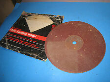 "Craftsman 10"" Steel TABLE RADIAL ARIM SAW Sanding Disc Wheel   41R3"