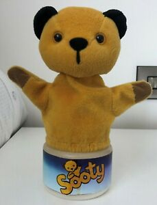 sooty and sweep  RARE  prototype never was for sale bubble bath sooty