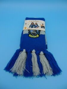✅ Brand New Harry Potter Hogwarts House Ravenclaw Deluxe Scarf