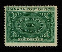 Canada SG# 52, Mint Hinged, Hinge Remnant, light Page Remnant - Lot 071717
