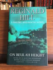 On Beulah Height, Reginald Hill, HarperCollins, 1998, Signed First / First