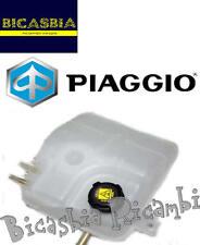 615655 - ORIGINALE PIAGGIO SERBATOIO ACQUA RADIATORE QUARGO 500 750