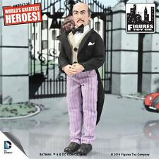 World's Greatest Heroes Retro Batman ALFRED PENNYWORTH MEGO Figures Toy Company