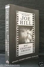 20th CENTURY GHOSTS Joe Hill US UNCORRECTED PROOF / ARC 1st ED