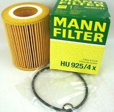 Original MANN HU925/4X Ölfilter Papierölfilter für BMW 3er 5er 7er Öl Filter
