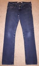 "Girls Hollister Skinny/Slim Leg Stretch Jeans W26 L31 (Waist Measures 30"") 15/16"