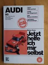 Audi 80  Typ 81 ab 1978  Reparaturanleitung Handbuch jetzt helfe ich mir selbst