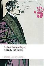 A Study in Scarlet (Oxford World's Classics) Sir Arthur Conan Doyle (P/B 2008)