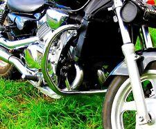 Honda vf 750 VF750 Magna acero inoxidable clásico Bar de choque protección del Motor