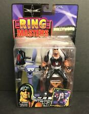 Hollywood Hulk Hogan WWE Ring Masters NWO ToyBiz action figure