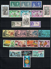 Br Cw: Turks/Caicos Isles #75/262 - 40 Nh Stamps; Space, Art, Religion:Lot#4/16