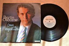 """BERTIN OSBORNE COMO UN VAGABUNDO    VINILO 12""""  LP VINYL  EUROPE ED"""