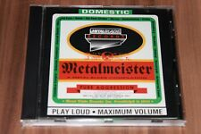 Various - Metalmeister: A Metal Blade Compilation (1996) (CD) (3984-14113-2)