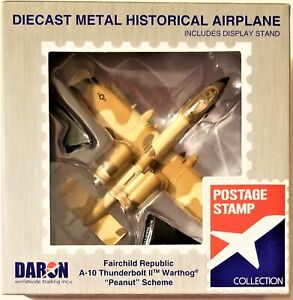 Postage Stamp - 1/140 Scale A-10 Thunderbolt II Warthog (BBPS5375-2)