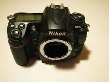 New ListingNikon D300s Dslr Camera for parts or repair.