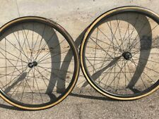 A pair of CAMPAGNOLO HYPERON ULTRA TWO wheels ( TUBULAR)