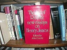 Aire De Reality: Nuevo Ensayos On Henry James Tapa Dura