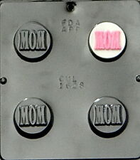 """MOM"" Chocolate Oreo Cookie Mold  1628 NEW"