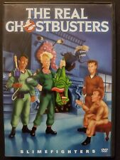 The Real Ghostbusters - Slimefighters (DVD, 2006) 1986 Animation RARE OOP