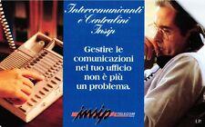G 584 C&C 2645 SCHEDA TELEFONICA USATA INTERCOMUNICANTI INSIP