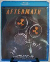Aftermath Blu-ray (2014 - RLJ / Image Entertainment) ~ Edward Furlong