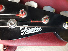 Bassgitarre  Firefox mit Tragetasche