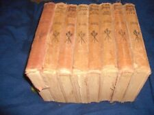 8 Vintage The Dare Boys 1910 Series Stephen Angus Cox A.L. CHATTERTON CO.