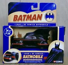 CORGI 77309 Batman DC Comics 1/43 anni 1940 BATMOBILE