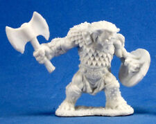 1 x KEGG BUGBEAR - BONES REAPER figurine miniature d&d jdr rpg warrior 77233