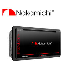 "NAKAMICHI 2 Din AV Receiver with 6.2"" Touch Panel Bluetooth NA3020"