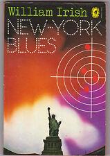William Irish - New-York Blues . Nouvelles - poche policier n°4936 . 1977