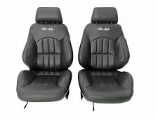 65-68 Mustang  - Shelby Signature Leather Bucket Seats