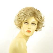 Perruque femme longue blond méché blond très clair MATHILDE 15t613
