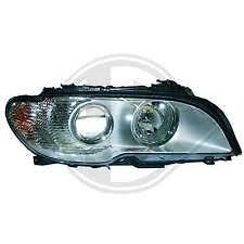 NEW BMW 3 Series headlamp for E46 Front right O/S Bi-Litronic AMBER indicator