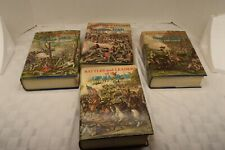 Battles And Leaders Of The Civil War, 4 Volumes, Castle, 1980s