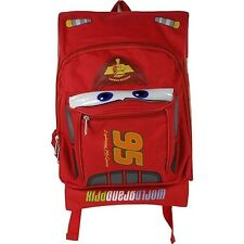 Disney Cars 3 Mcqueen 10 IN School Backpack 3D Shape Backpack For Kids