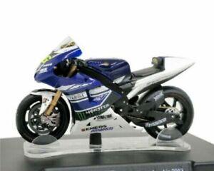Valentino Rossi 1:18 MOTOGP 2013 World Champ Bike Yamaha YZR-M1 #46 DieCastModel