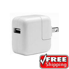 3 PACK Original Genuine OEM 12W USB Wall Charger for iPad Pro, Air & Mini