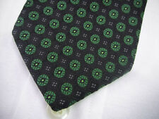 NWT! BROOKS BROTHERS Green Slim Silk Neck Tie  MSRP $79.50 ~ NEW